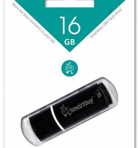 USB флешка SmartBuy 16Gb Crown