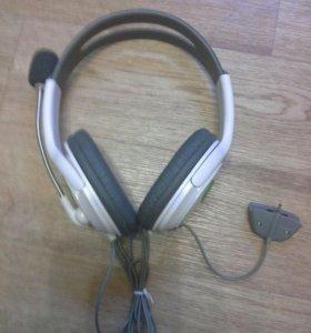 Наушники с микрофоном для Xbox
