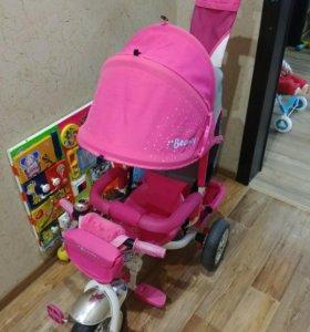 Детский велосипед Trike beauty Для девочек