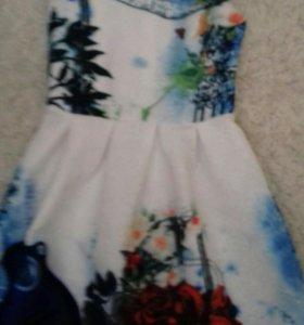 Платье для девочки 12-13 лет
