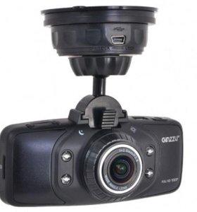 Видеорегистратор Ginzzu FX-904HD 178грд. GPS Новый