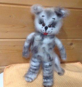 Кот мохеровый