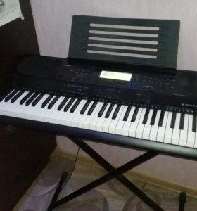 Синтезатор casio cтк-6000