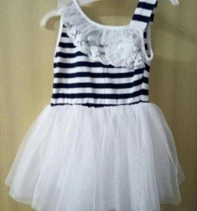 Платье на рост 74
