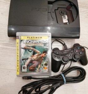 Игровая приставка Sony Playstation 3 500gb