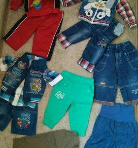 Детские вещи пакетом от 1 - 2 лет