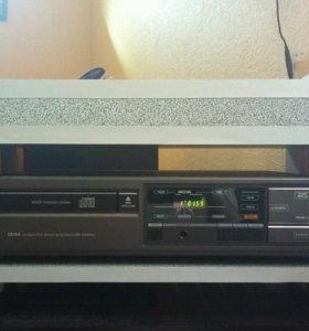 Philips CD 204 проигрыватель компакт дисков
