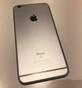 Айфон 6s plus на 16 гб