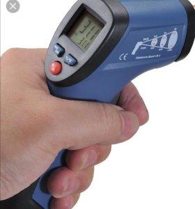 Инфакрасный термометр