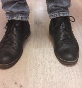Ботинки демисезон мужские