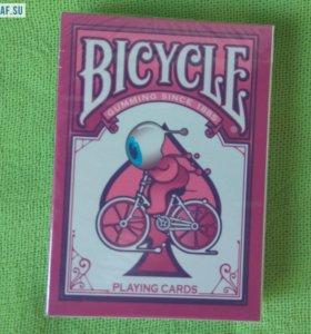 Игральные карты Bicycle STREET ART, USPCC США