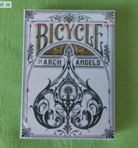 Игральные карты Bicycle ARCHANGEL, USPCC США