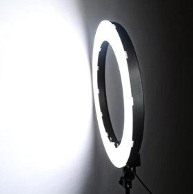 Кольцевая лампаLED180(34.5см)+Сумка+Стойка+Фильтры