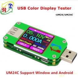 USB тестер RD UM24C