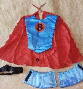 Костюм супермена.