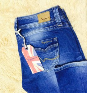 Новые женские джинсы PEPE JEANS LONDON