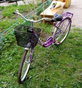Велосипед KELTT новый
