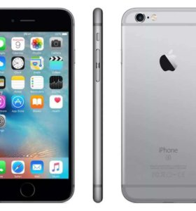 Продам айфон 6s 64gb space gray