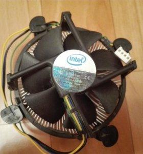 Оригинальный кулер Intel, 775 socket