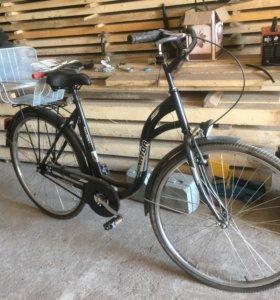 Новый велосипед SENATOR