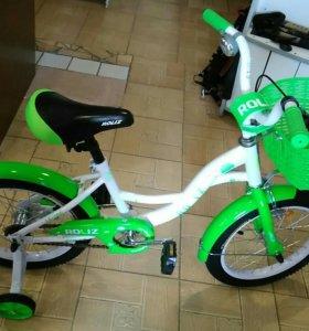 Велосипед детский Roliz 16-306