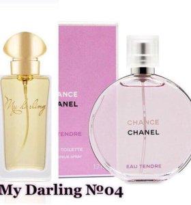 Мужской женский парфюм в наличии
