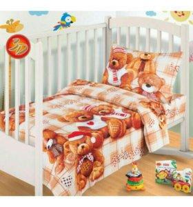 Детское постельное