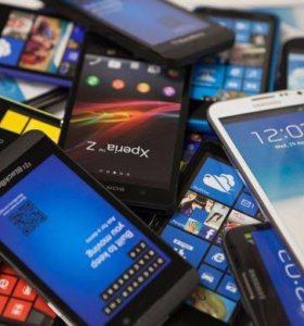 Услуги по ремонту сотовых телефонов, смартфонов.