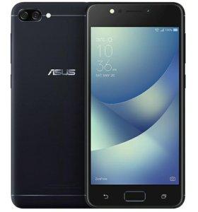 Asus ZenFone 4 Max 16 GB Black