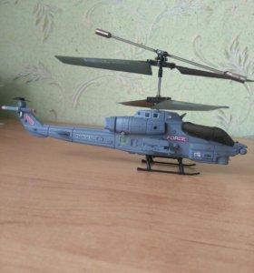 Вертолёт. Увлекательная игрушка!