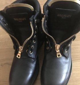 "Ботинки» BALMAIN"" 39 р"