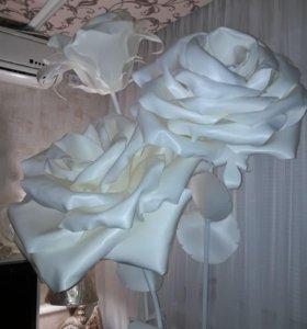 Большие Ростове цветы