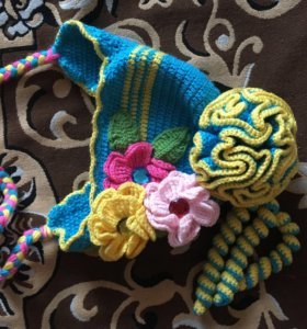 Шапочка и шарф