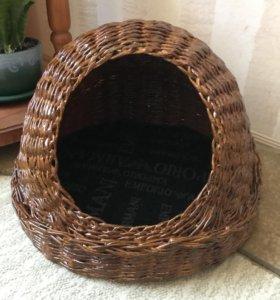 Домик лежак для кошки, собаки