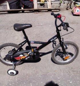 велосипед детский для возраста 5-6 лет