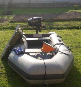 Лодка надувная Орион 6
