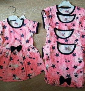 Продам детские платья НОВЫЕ
