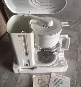 Кофеварка Тефаль !