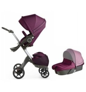 Stokke Xplory V5 Purple