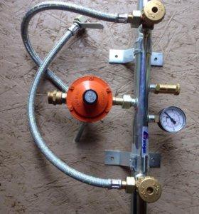 Рампа газовая пропановая