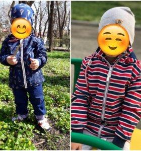 Куртки Новые на мальчика