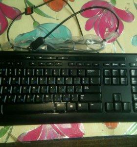 Новая клавиатура Microsoft