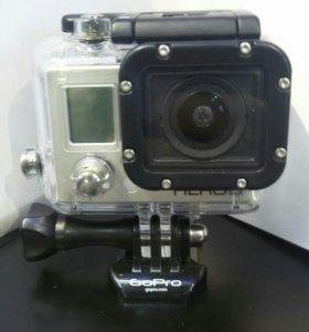 Экшен камера GoProHero 3