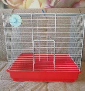 Продаю клетку для попугая
