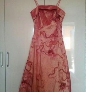 Вечернее платье для девушки