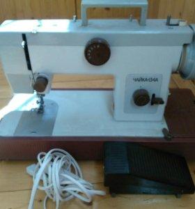 Электрическая швейная машинка.Чайка 134А