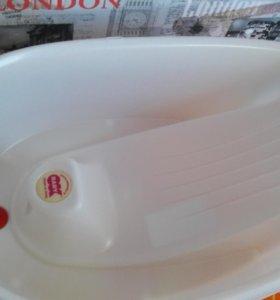 Ванна с горкой