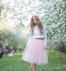 Фотограф - фотосессия Цветущий сад