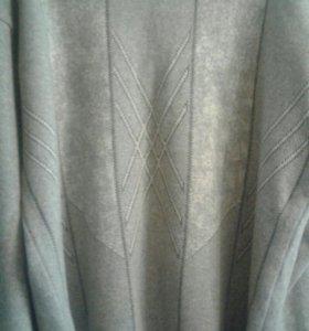 60-62размер чистошерстяной мужской свитер