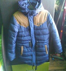 Куртка для мальчика 9-12 лет